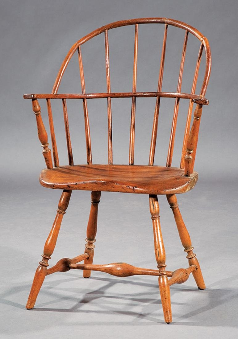 """Mixed Woods Rocking Chair, """"Wigglesworth"""" - 2"""