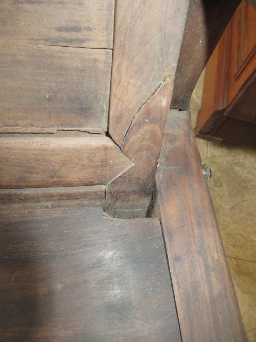 Chinese Hardwood Reclining Sedan Chair - 8