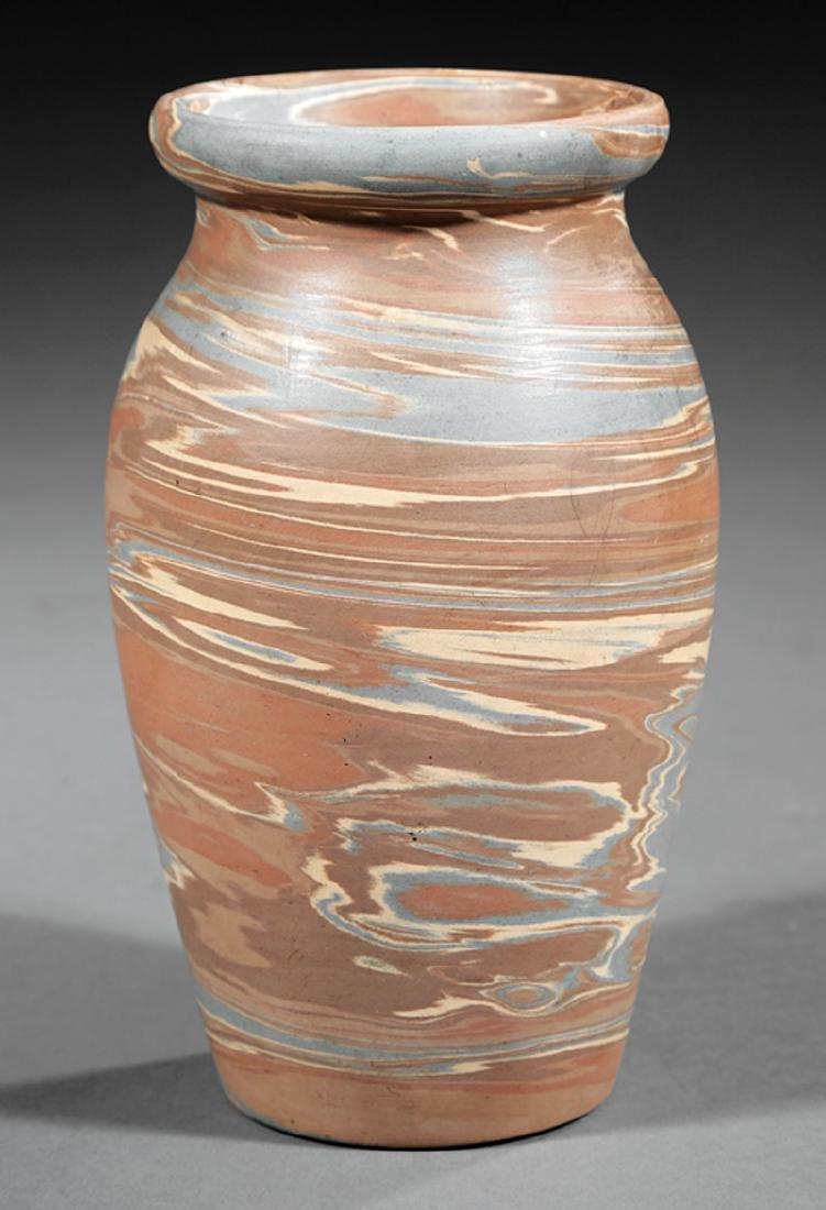 Eagle Pottery Company Niloak Vase