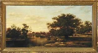 "0476: William Henry Buck, ""Along the Bayou"""
