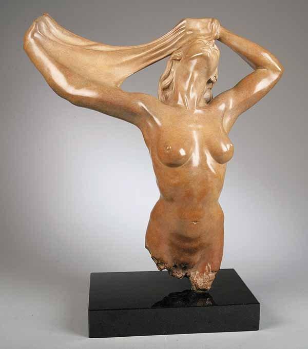 0732: After Elizabeth MacQueen, Bronze, 1995