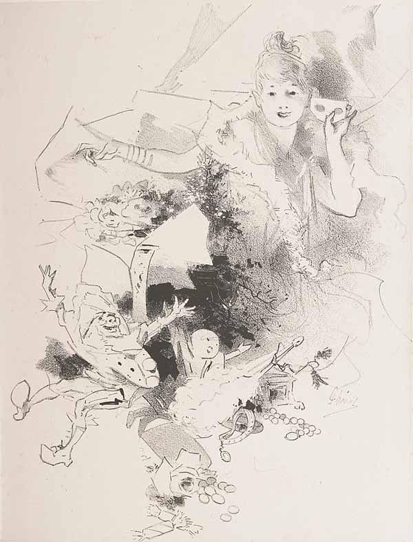 0741: Ten Continental Prints, various artists