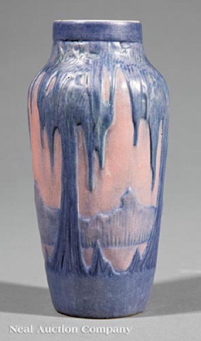 Newcomb College Art Pottery Matte Glaze Vase