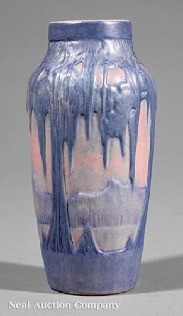 Newcomb College Art Pottery Matte Glaze Vase - 3