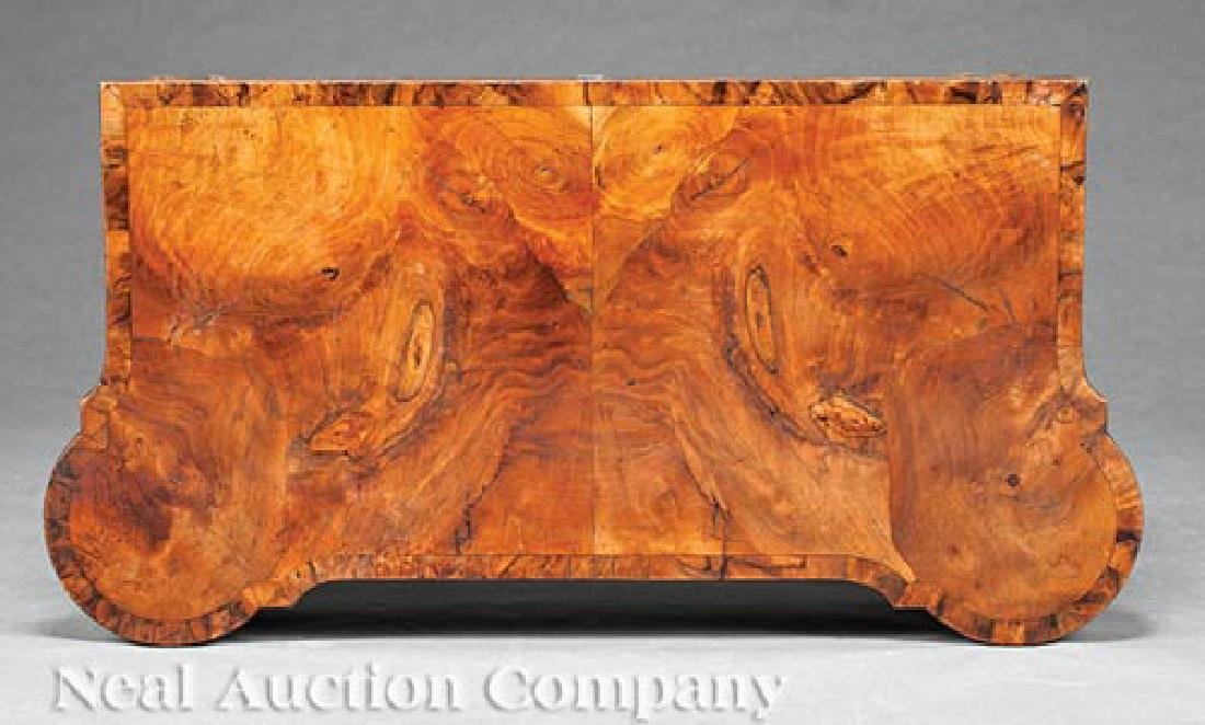 Walnut Concertina Action Games Table - 3