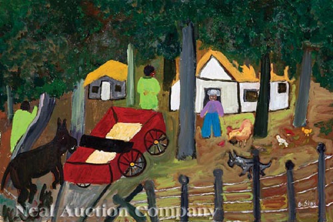 Bernice Sims (American/Alabama, 1926-2014)