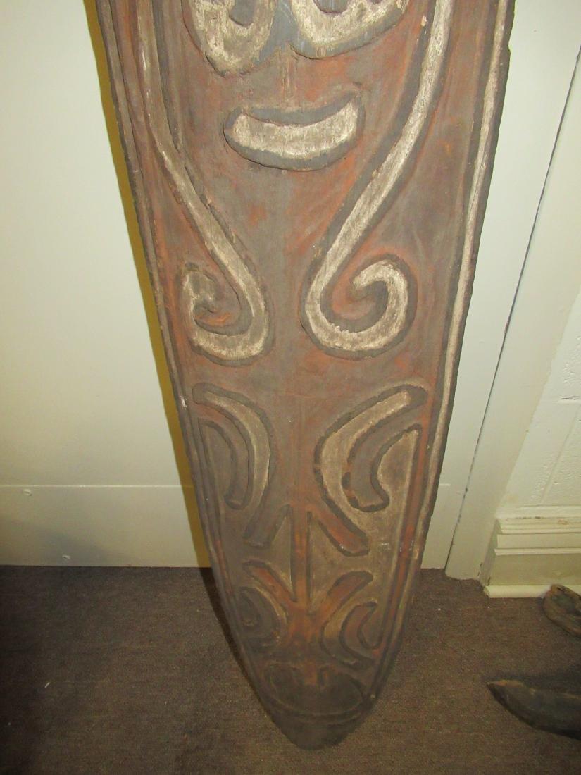 Six Oceanic Wood Carvings - 7