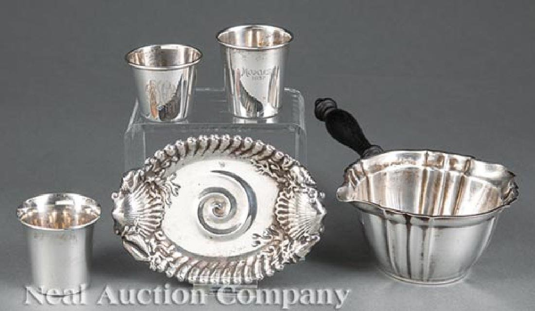 Group of American Sterling Silver Hollowware