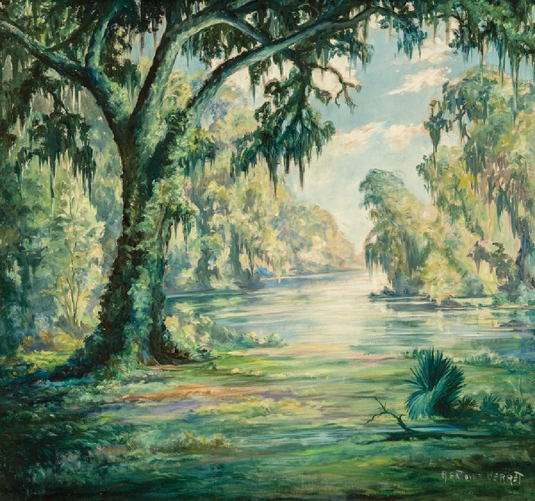 Antoine Verret (American/Louisiana, 1901-1955)