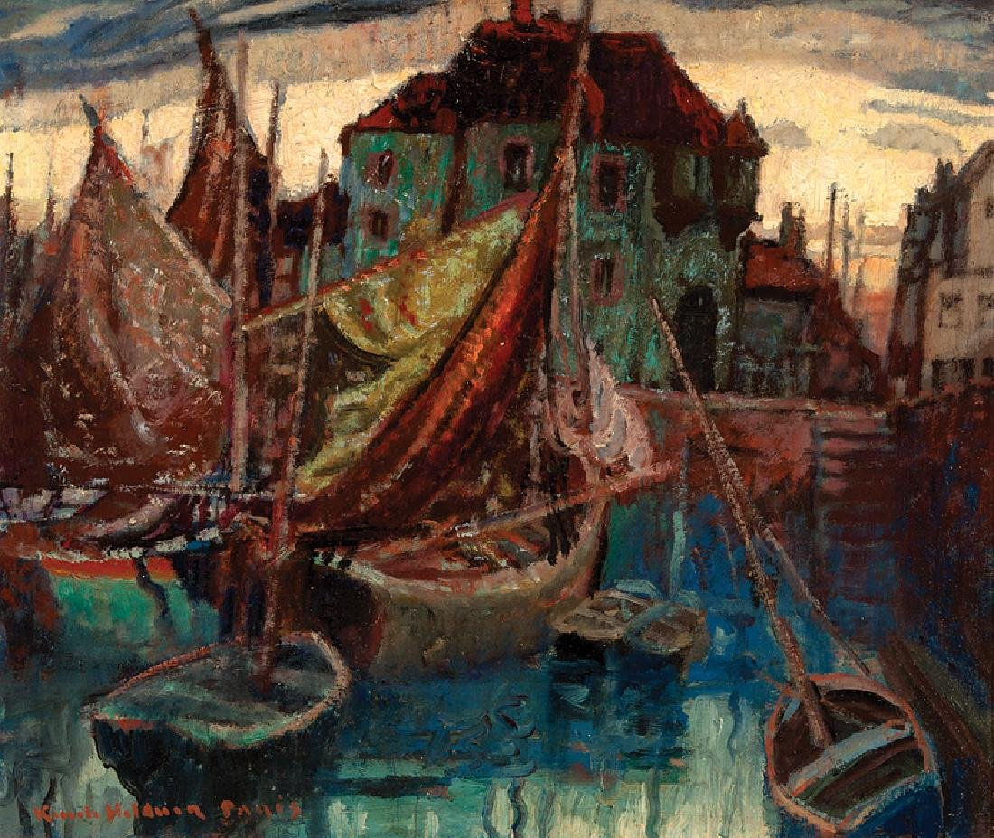 Knute Heldner (Swedish/New Orleans, 1877-1952)