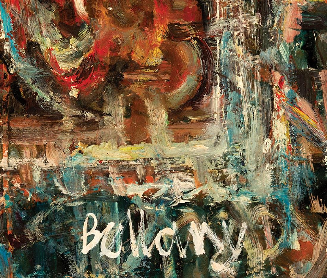 John Bellany (Scottish, 1942-2013) - 2