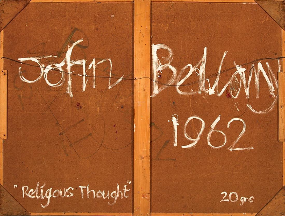 John Bellany (Scottish, 1942-2013) - 3