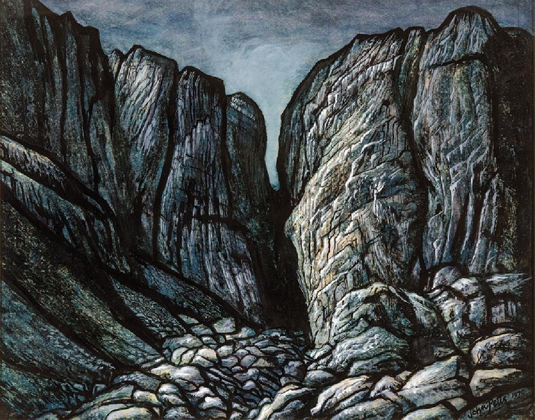 John Petts (Welsh, 1914-1991)