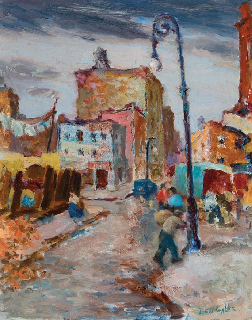 Ben Galos (Russian/American, 1894-1963)
