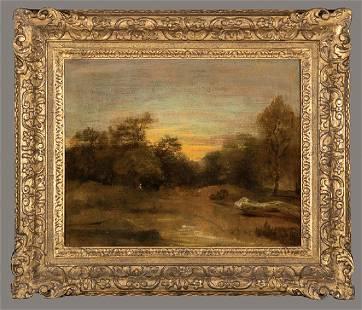 Manner of John Constable (British, 1776-1837)