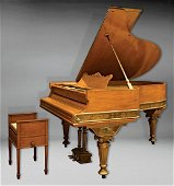 Gildemeester & Kroeger & Son Art Case Grand Piano