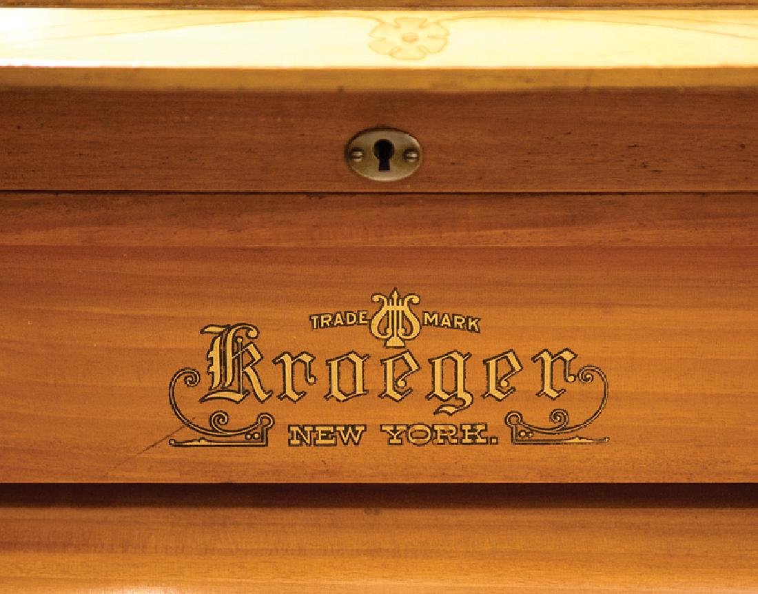 Gildemeester & Kroeger & Son Art Case Grand Piano - 3