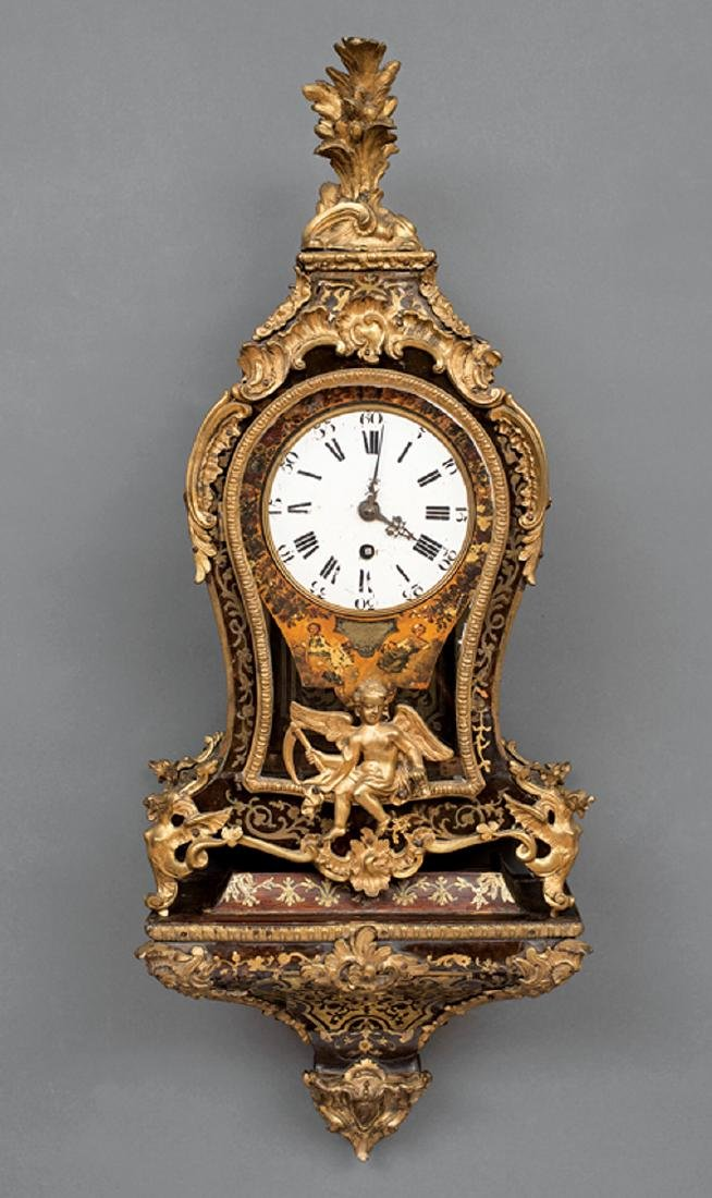 Stephen Rimbault Boullework Bracket Clock