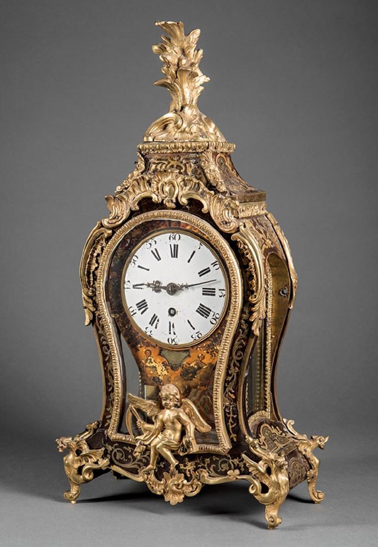 Stephen Rimbault Boullework Bracket Clock - 2