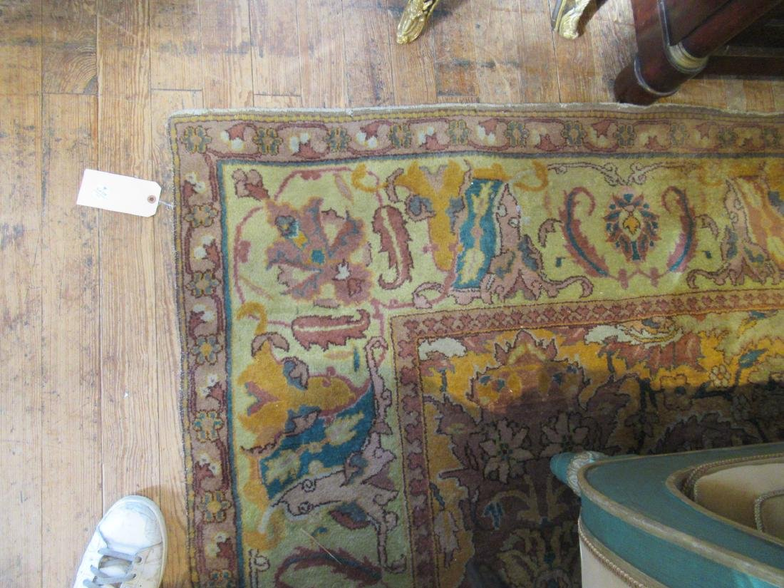 Large Agra Carpet - 2