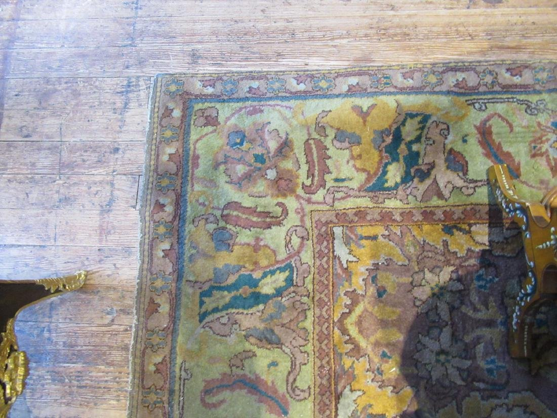 Large Agra Carpet - 3