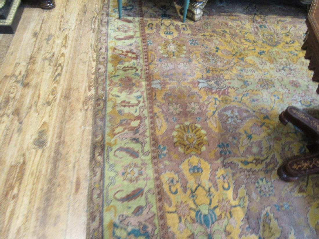Large Agra Carpet - 4