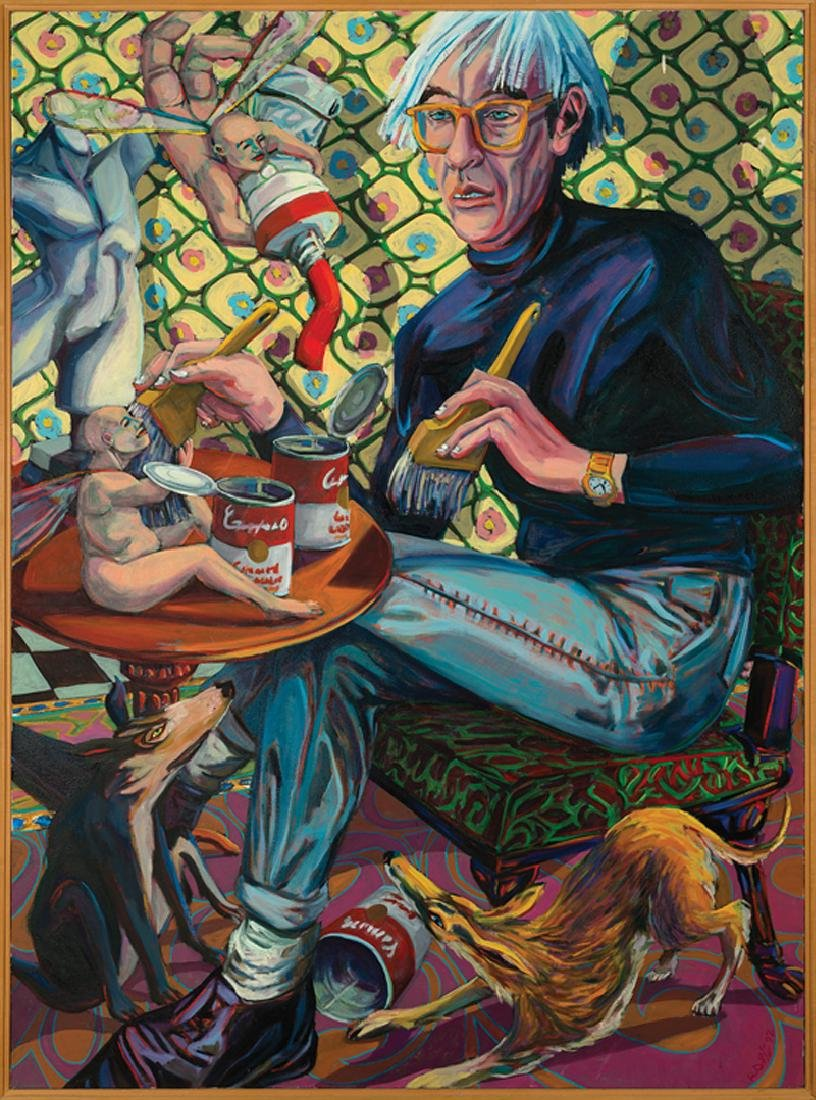 Raphael DiLuzio (American/New Orleans, b. 1960)