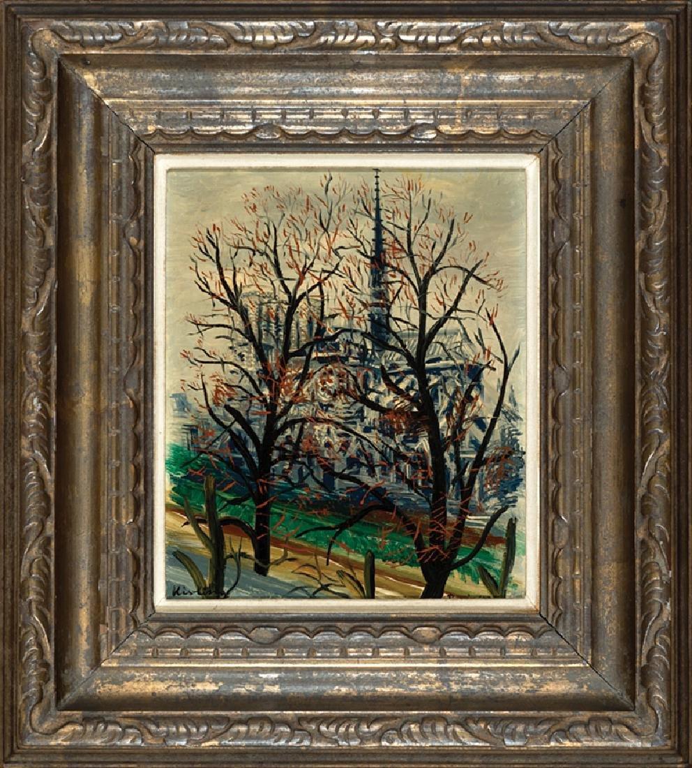 Moïse Kisling (Polish/France, 1891-1953)