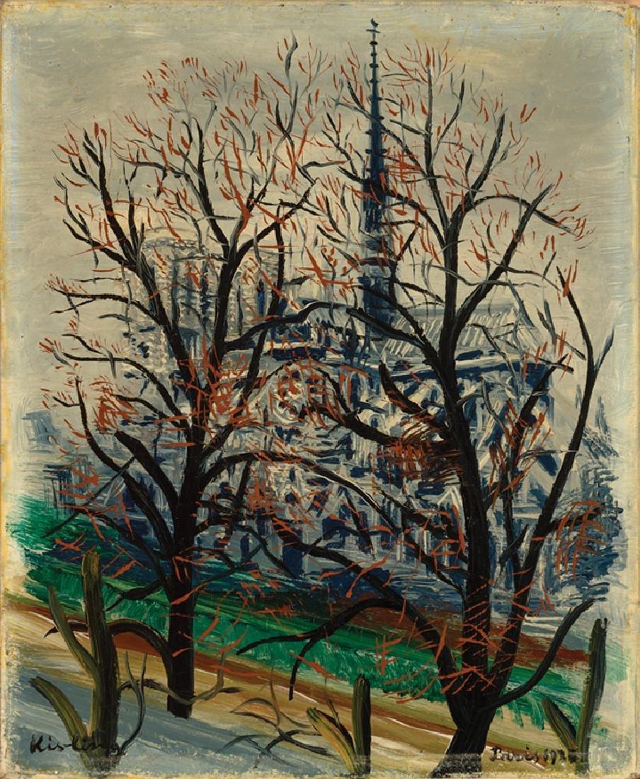 Moïse Kisling (Polish/France, 1891-1953) - 2