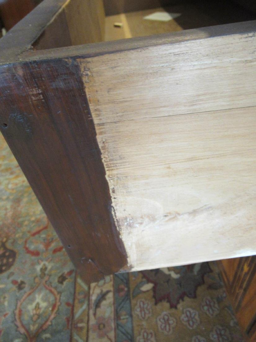 Italian Marquetry and Walnut Commode - 8