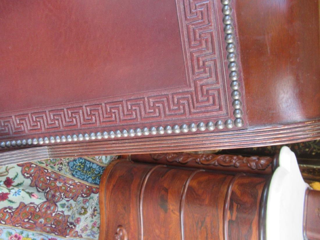 Fine Benchmade Mahogany Campeche Chair - 6