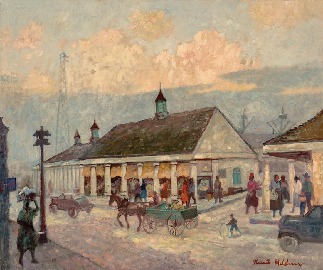 Knute Heldner (Swedish/New Orleans, 1877-1952)