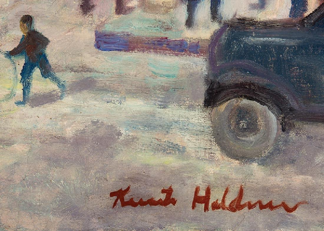 Knute Heldner (Swedish/New Orleans, 1877-1952) - 2