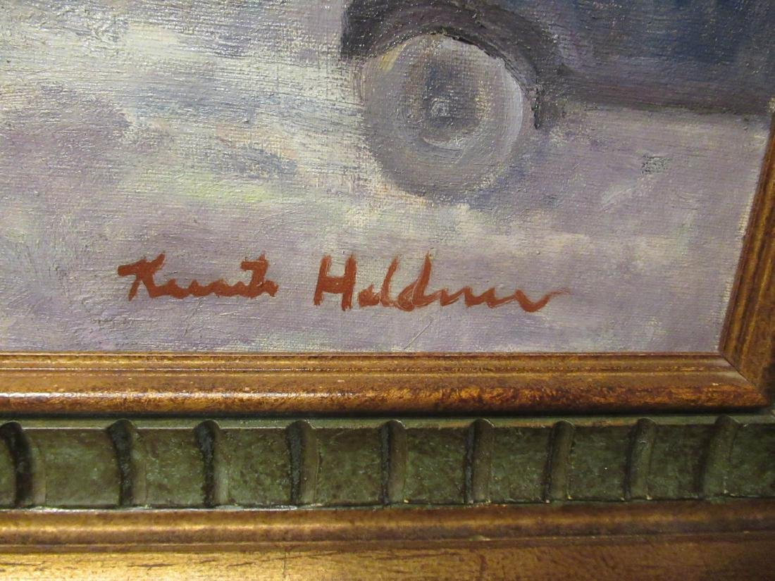 Knute Heldner (Swedish/New Orleans, 1877-1952) - 4