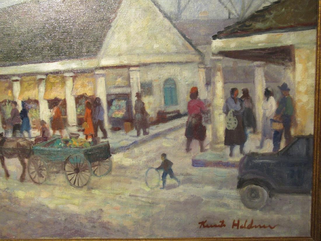 Knute Heldner (Swedish/New Orleans, 1877-1952) - 5