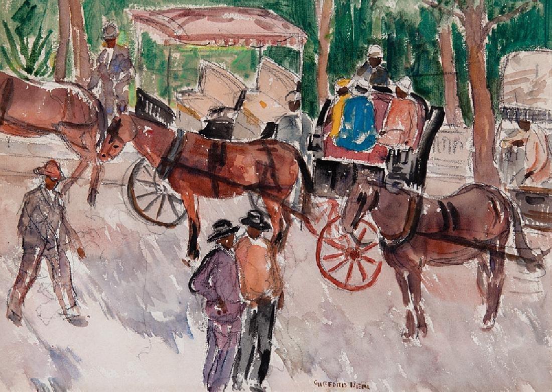 Gifford Beal (American, 1879-1956)
