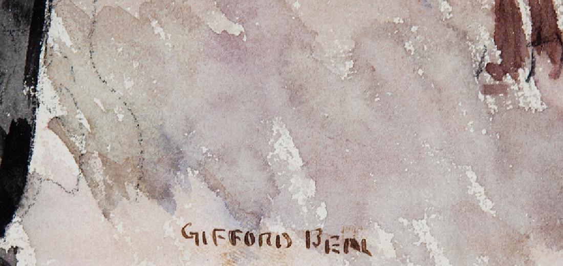 Gifford Beal (American, 1879-1956) - 2