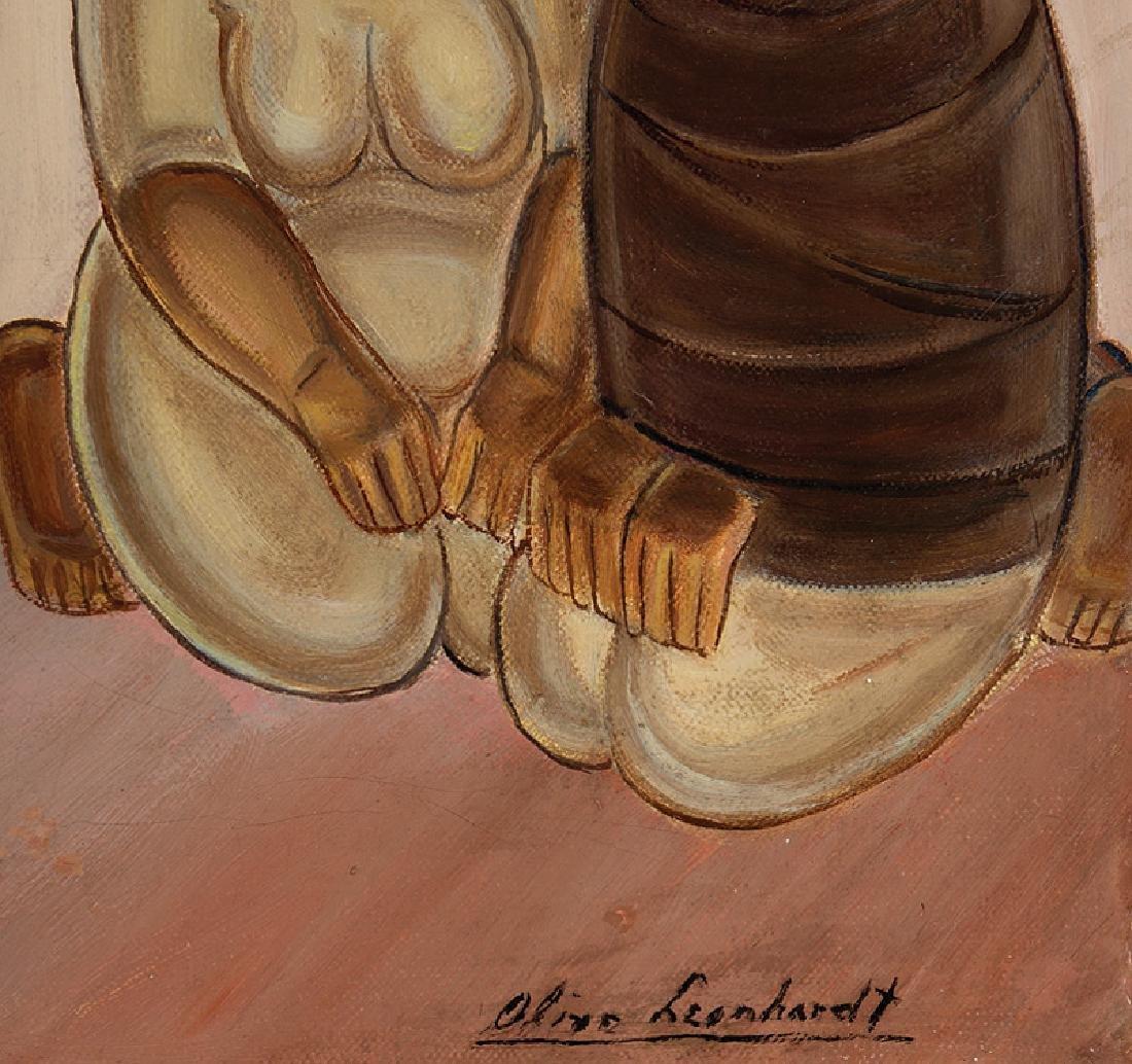 Olive Leonhardt (American/New Orleans, 1895-1963) - 2