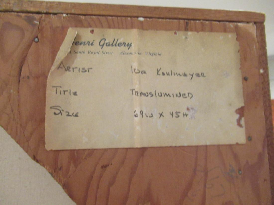 Ida Rittenberg Kohlmeyer (American/New Orleans) - 4