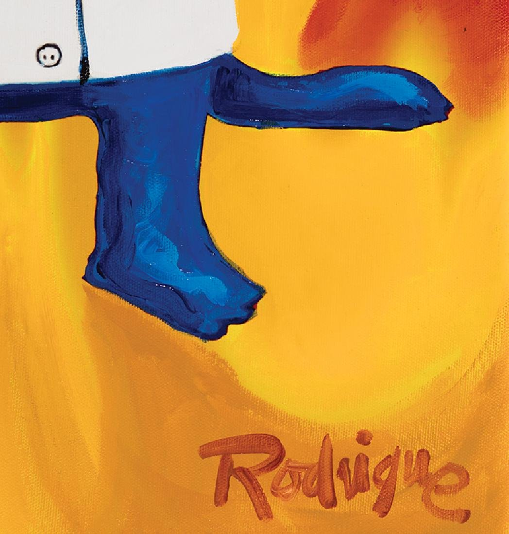 George Rodrigue (American/Louisiana, 1944-2013) - 2