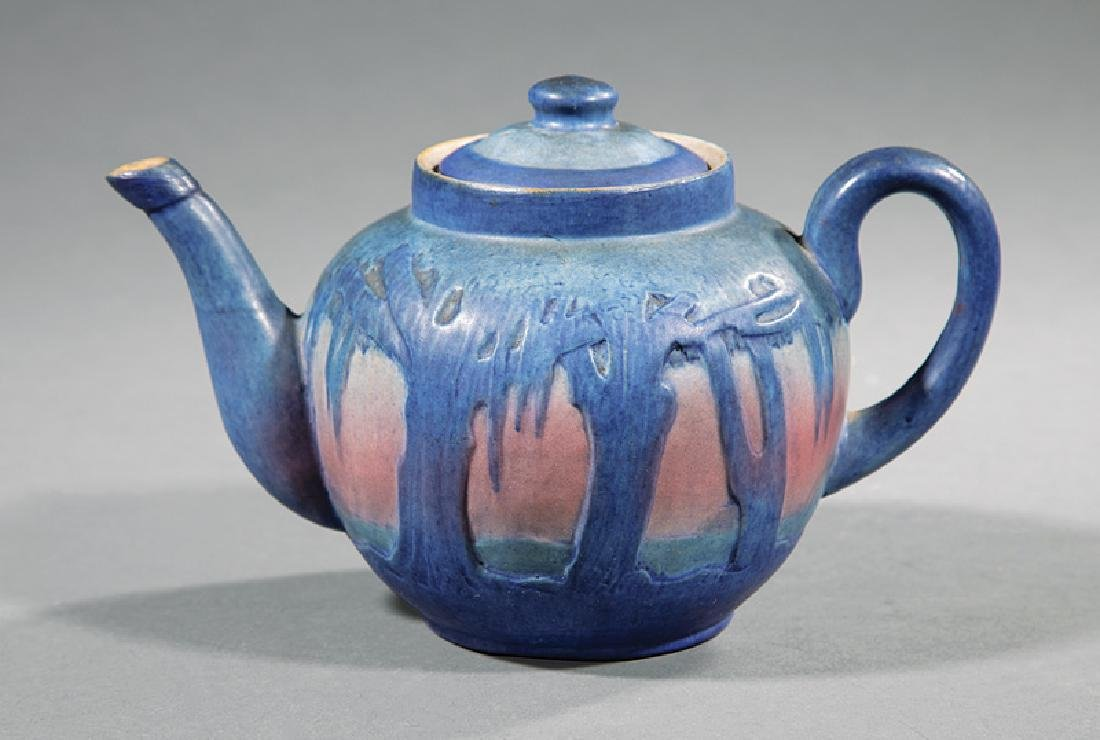 Newcomb College Art Pottery Teapot