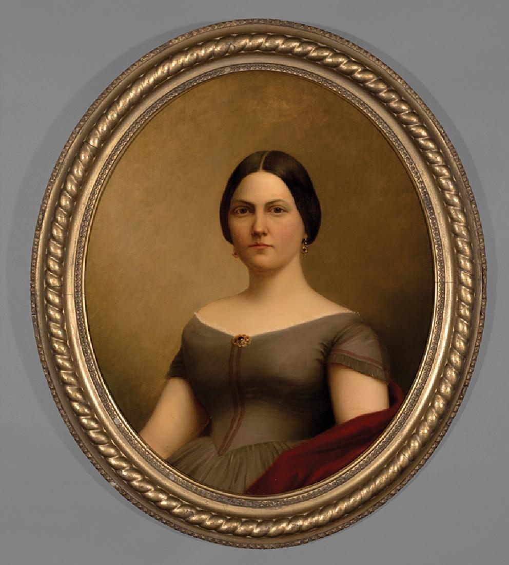 Nicola Marschall (American/Alabama, 1829-1917) - 2