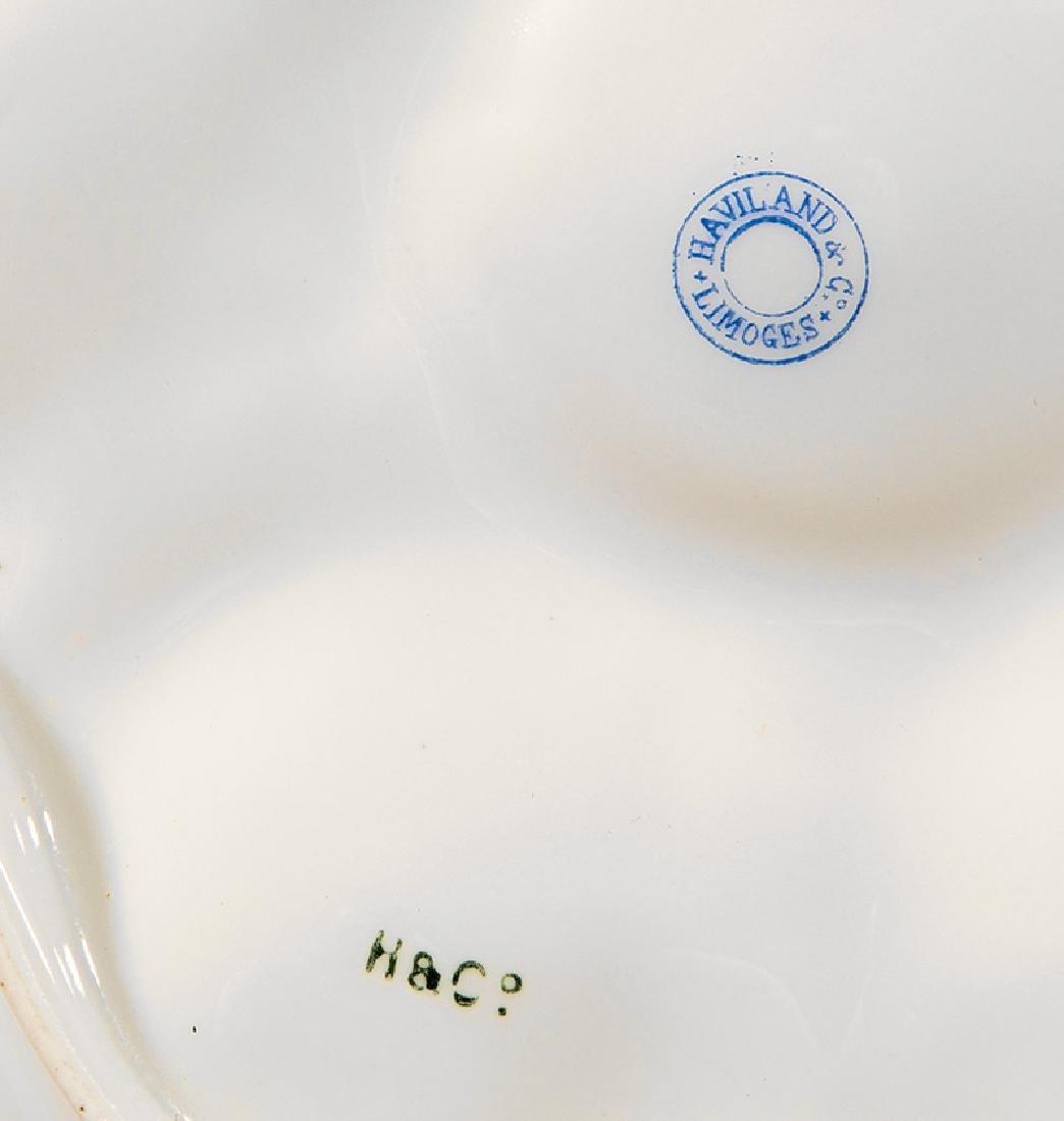 Set of Twelve Haviland & Co. Limoges Gilt-Decorat - 2