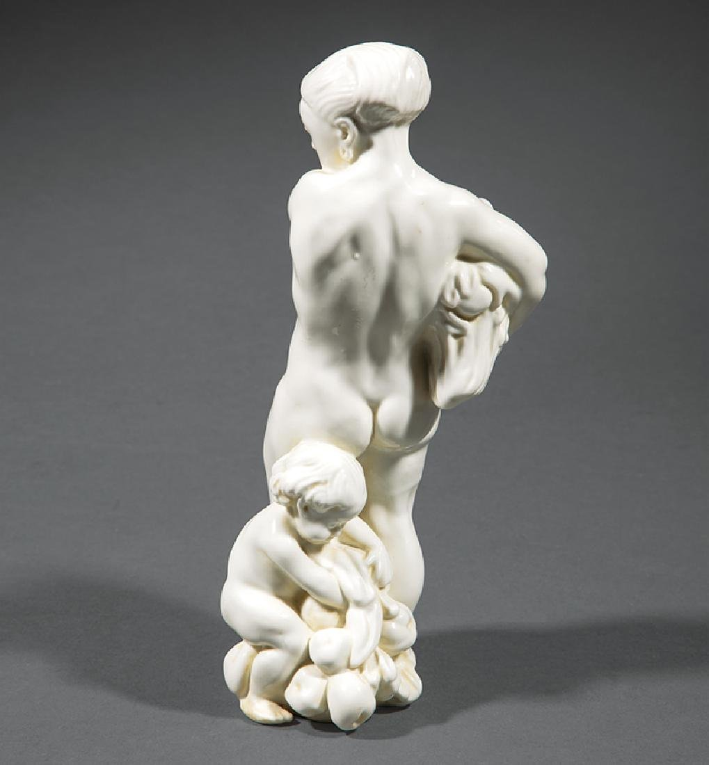 Kai Nielsen Bing and Grondahl Blanc de Chine Figurine - 2
