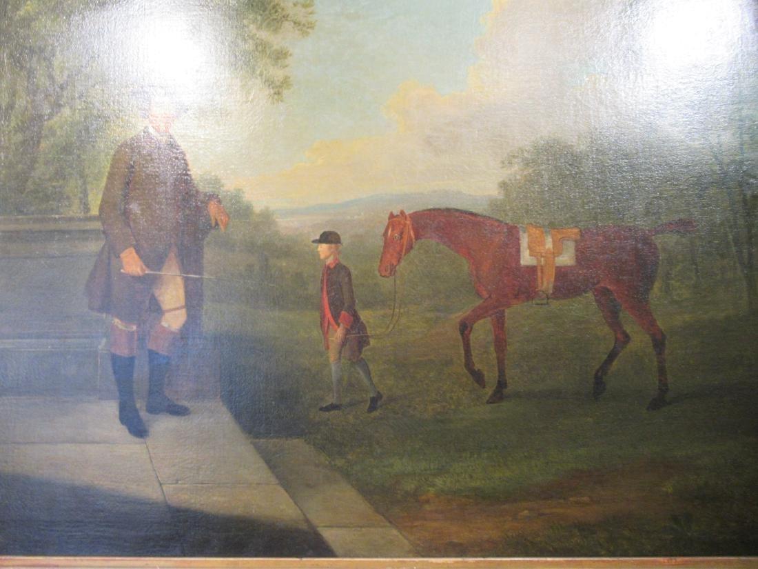 British School, 18th c - 2