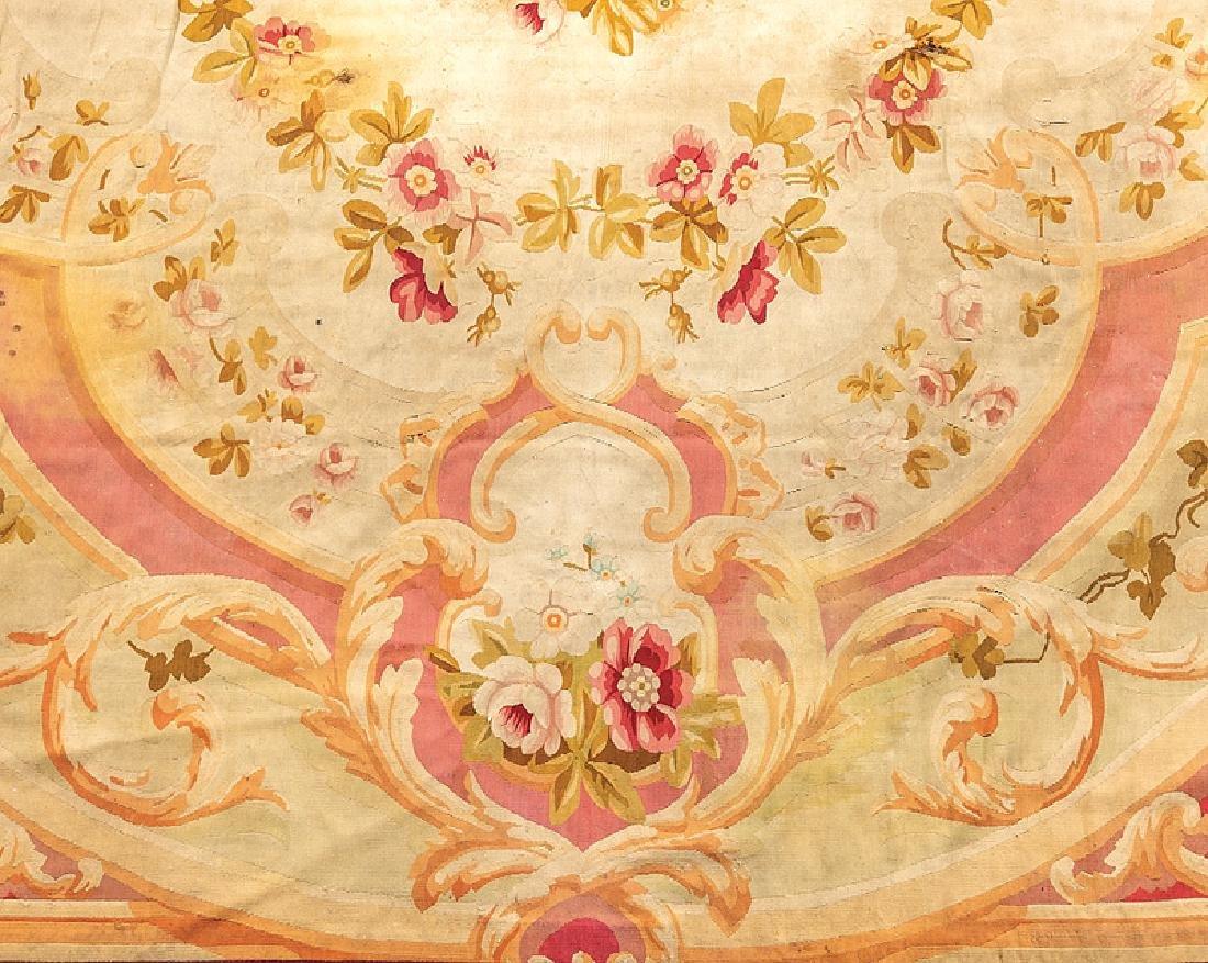 French Aubusson Carpet - 2