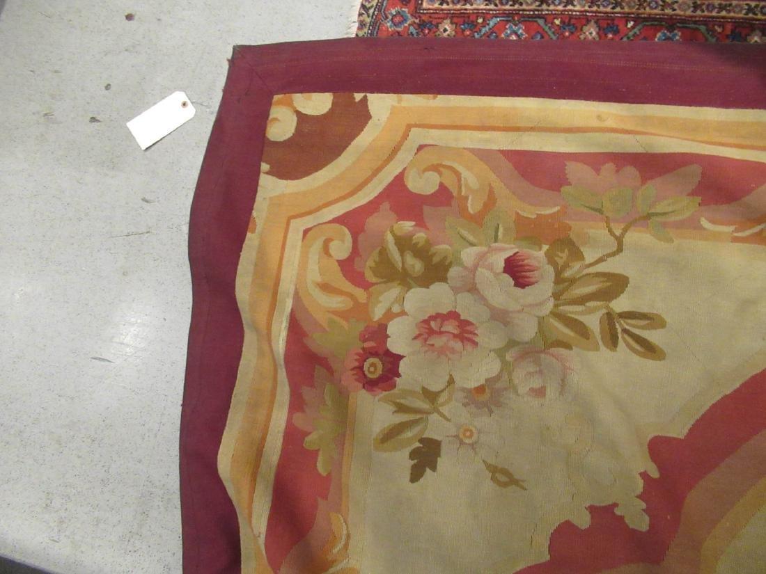 French Aubusson Carpet - 3
