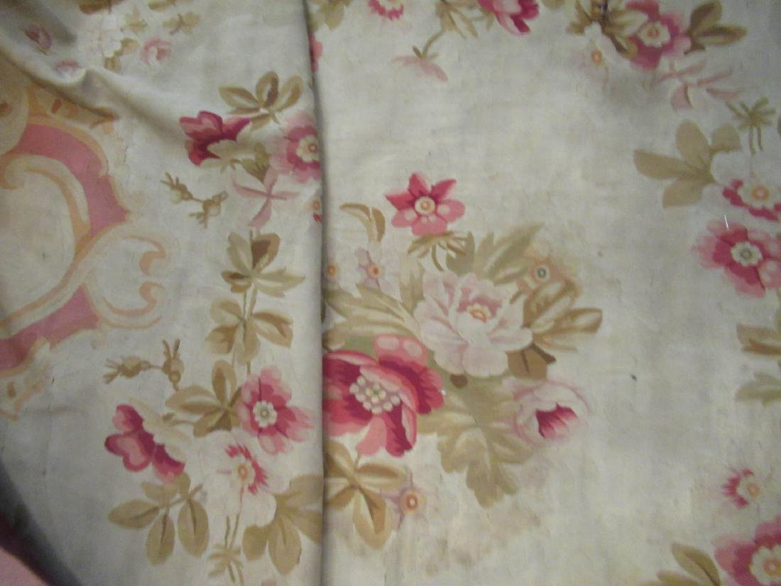 French Aubusson Carpet - 4