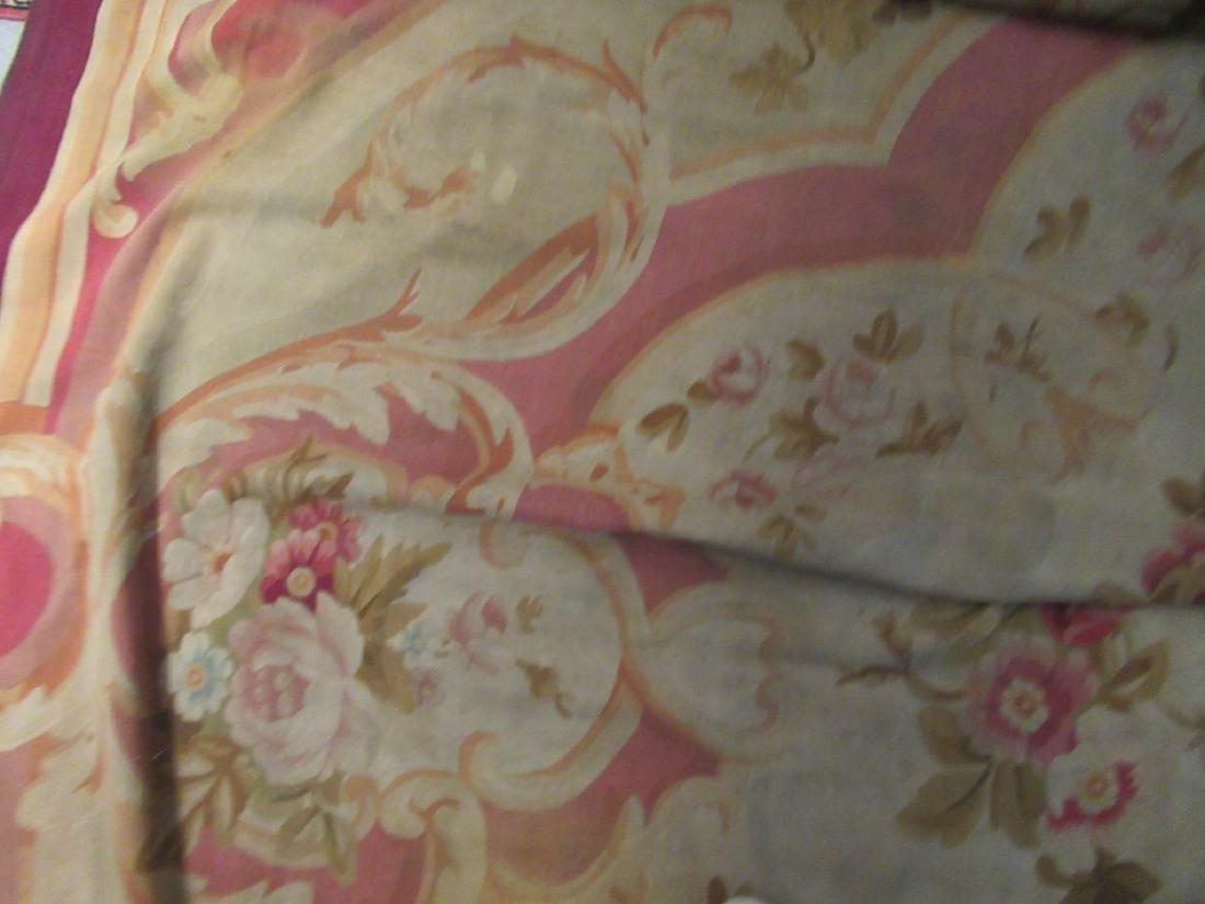 French Aubusson Carpet - 8