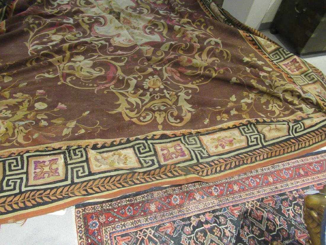 French Aubusson Carpet - 2